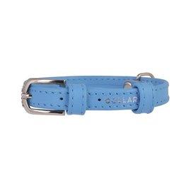 COLLAR Flat Plain Leather Collar