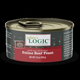 Natures Logic Beef Feast 5.5oz