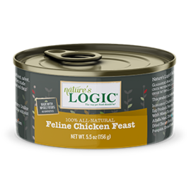 Natures Logic Chicken Feast 5.5oz