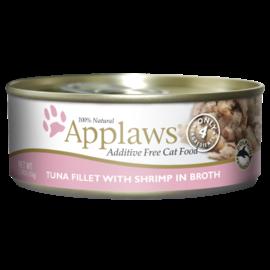Applaws Tuna And Shrimp 5.5oz
