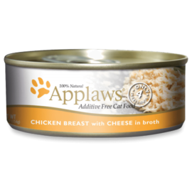 Applaws Chicken Breast With Cheese In Broth 5.5oz