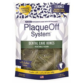 PlaqueOff PlaqueOff Dental Care Bones Vegetable Fusion