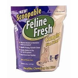 Feline Fresh Clump Litter