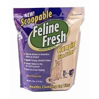 Feline Fresh Clump Litter