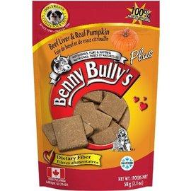 Benny Bully Benny Bullys Liver Plus Pumpkin 58g