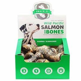 P21 Salmon Skin Bone