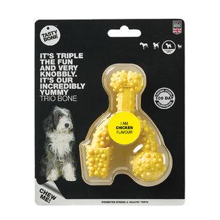 Tasty Bone Trio Bone