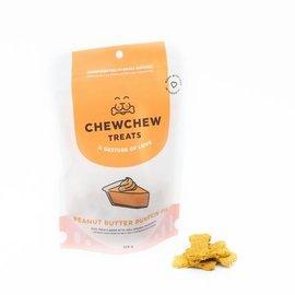 Chew Chew Treats Peanut Butter Pumpkin Pie 108g - Organic
