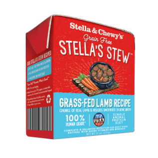 Stella & Chewy's Grass Fed Lamb 11oz