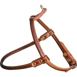COLLAR Round Leather Harness