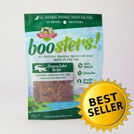 Boo Boo's Best Goovy Gator & Salmon Training Treats 3.5oz