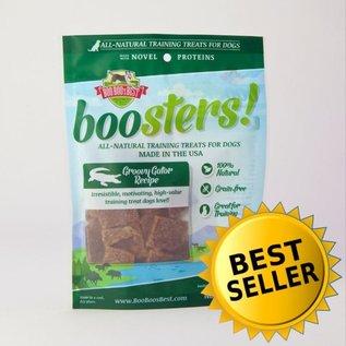 Boo Boo's Best Goovy Gator & Salmon Training Treats 3.5oz