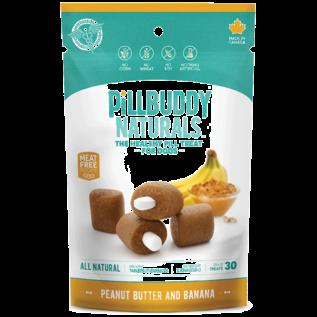PRESIDIO Pill Buddy Naturals - Peanut Butter Banana 150g