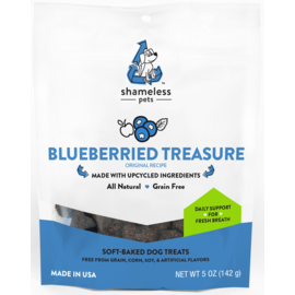 Shameless Pets Blueberried Treasure Fresh Breath 5oz