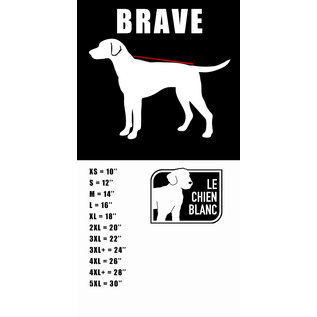 Le Chien Blanc Brave Full Body Coat