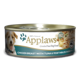 Applaws Chicken with Tuna & Vegetables 5.5oz