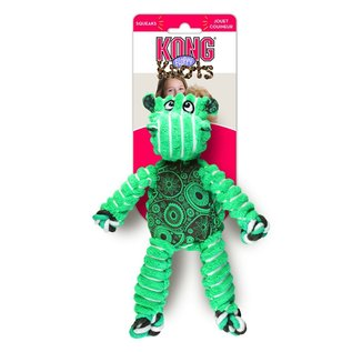 Kong Floppy Knots Hippo S/M