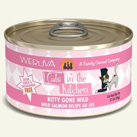Weruva CIK Kitty Gone Wild 6oz