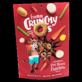 Fromm family Crunchy O's Pot Roast Punchers 6oz
