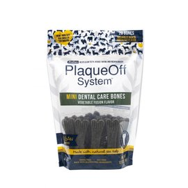 PlaqueOff PlaqueOff Dental Care Bones Vegetable (Mini)