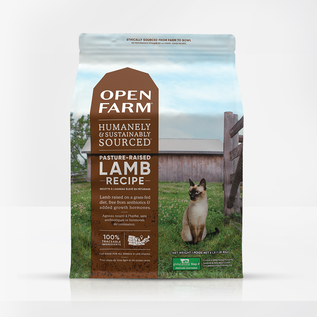 Open Farm Pasture Raised Lamb 8lb