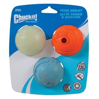 Chuck It Fetch Medley