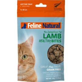 K9 natural Natural lamb Healthy Bites 50g (Cat)