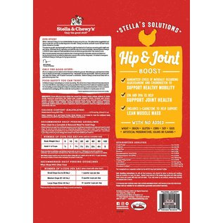 Stella & Chewy's Hip & Joint Booster Fresh Chicken 13oz