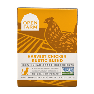 Open Farm Chicken Rustic Blend 5.5oz