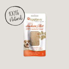 Applaws Chicken Fillet with Goji Berry 30g