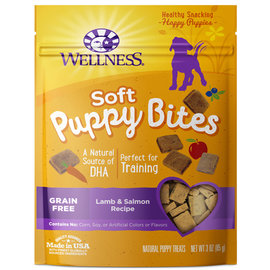 Wellness Just For Puppy Lamb & Salmon 3.5oz