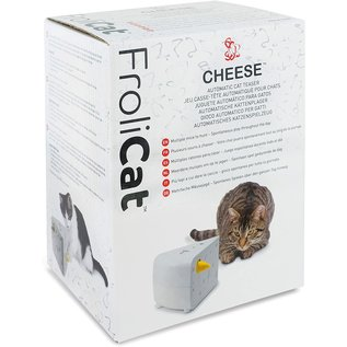 FROLICAT Frolicat Cheese Automatic Cat Teaser