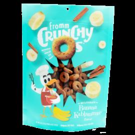 Fromm family Crunchy O's Banana Kablammas 6oz