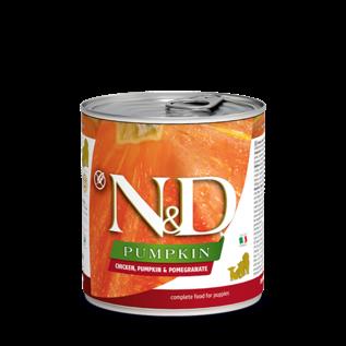 Farmina N&D Dog Chicken, Pumpkin & Pomegranate Puppy 10.5oz