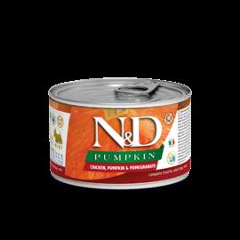 Farmina N&D Dog Chicken, Pumpkin & Pomegranate 4.9oz