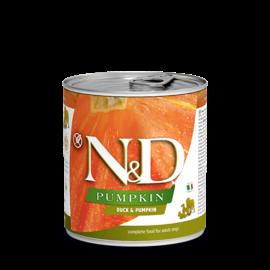 Farmina N&D Dog Duck, Pumpkin & Cantaloupe 10.5oz