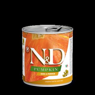 Farmina N&D Dog Quail, Pumpkin & Pomegranate 10.5oz