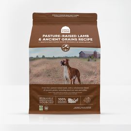 Open Farm Pasture Raised Lamb (Ancient Grains) 11LB