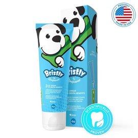 Bristly Pre Biotic Enzymatic Toothpaste Beef Flavour Bristly 4oz