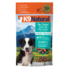 K9 natural Topper - Puppy 142g