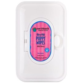 Earth bath Grooming Wipes - Puppy
