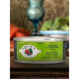 Fromm family 4 Star Shredded Surf & Turf 5.5oz