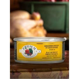 Fromm family 4 Star Shredded Chicken 5.5oz