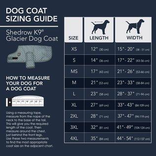 Shedrow K9 Glacier Dog Coat