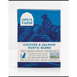 Open Farm Chicken & Salmon Rustic Blend 5.5oz