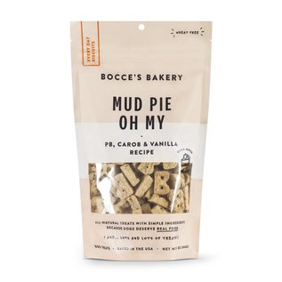 Bocce's Bakery Mud Pie Oh My Biscuits 12oz