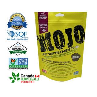 Mojo Pet Supplements Duck Treats Mojo 116g