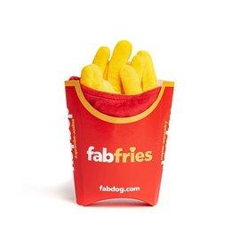 Fabdog French Fries Dog Toy