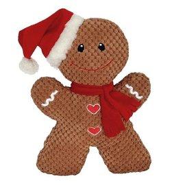 "Petlou Christmas Gingerbread Man 10"""