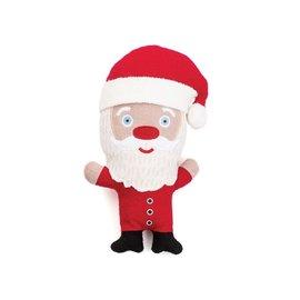 "Jax & Bones Santa Wool Toy 11"""